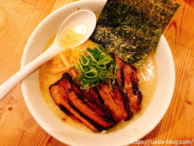 麺や白本店 札幌市東区