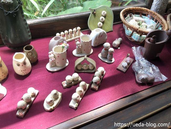 葦笛洞 木工工芸品