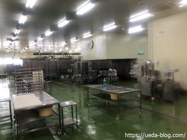 かま栄のかまぼこ 工場見学