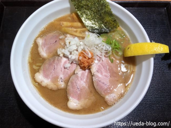 麺匠 赤松 和こく鮭だし醬油