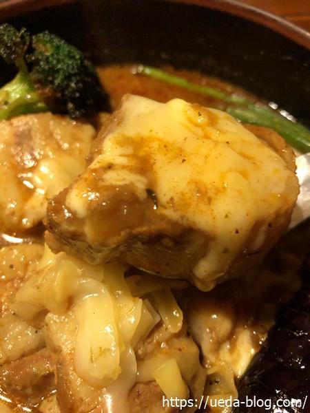 ラマイ ポーク角煮とチーズ
