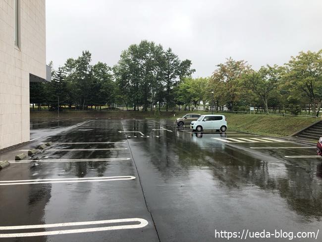 ナチュの森 第2駐車場
