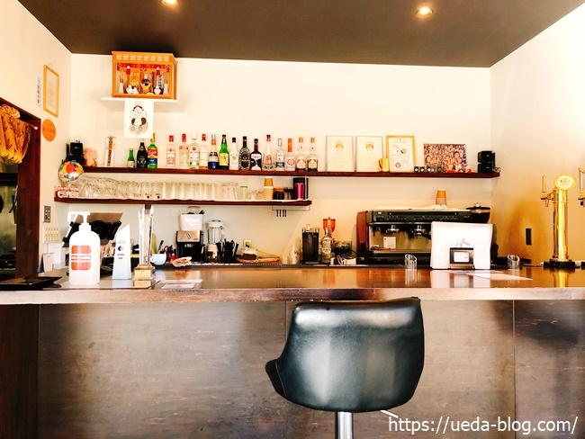 CAFE食堂.キズナ オシャレでバーもあるカフェ