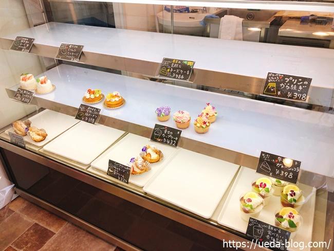 平岸雑菓堂のケーキ