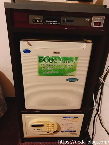 小型冷蔵庫(温度調節不可)