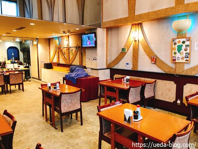 ホテルパコ帯広中央 朝食レストラン会場