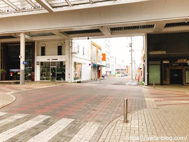 ホテルパコ帯広中央 駐車場への行き方2