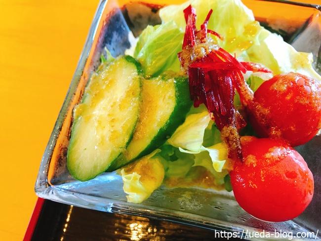 野菜サラダの盛り合わせ