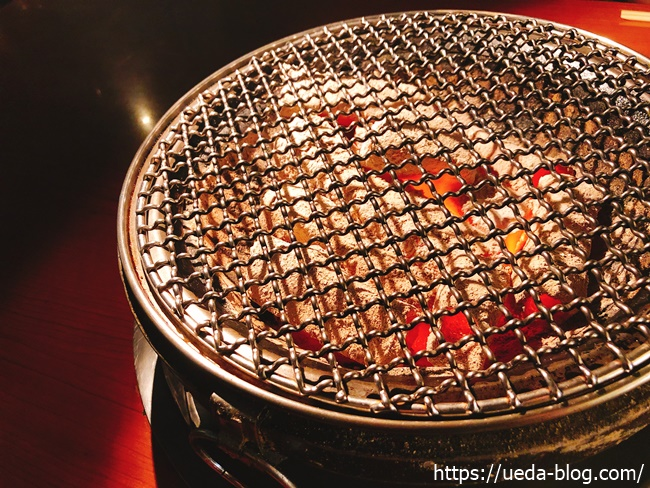 炭焼き用の七輪