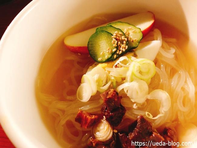 盛岡冷麺(小盛り)