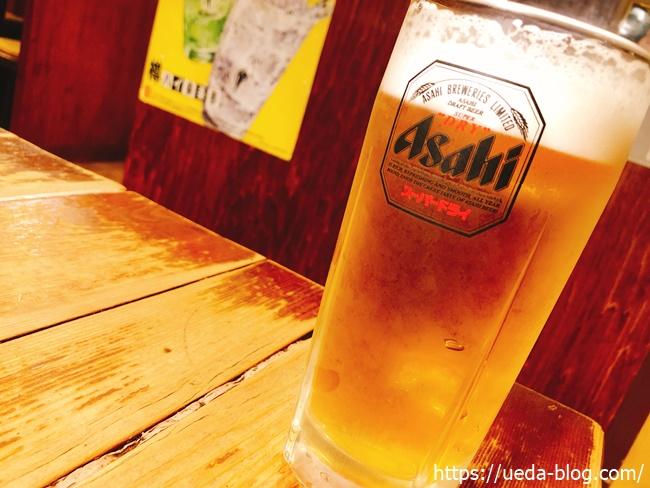 生ビール アサヒスーパードライ